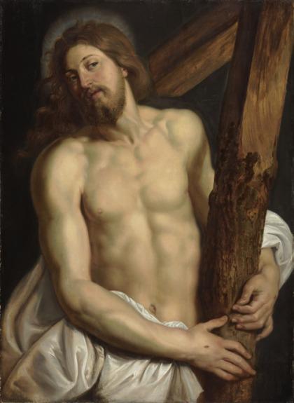 Pedro Pablo Rubens: Cristo Salvador del mundo. National Gallery of Otawa.