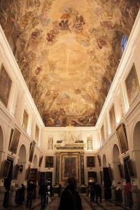 Luca Giordano: Bóveda de la Sacristía de la Catedral de Toledo.