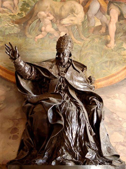 Alessandro Algardi: Retrato de Inocencio X. Roma, Museos Capitolinos.