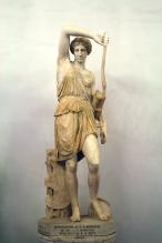 Amazona Mattei. Museos Vaticanos