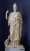Minerva Giustiniani. Museos Vaticanos