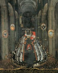 Nicoló Dorigati: Sesión final del Concilio de Trento.
