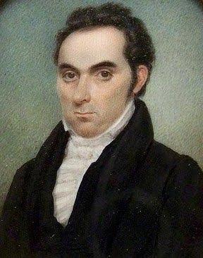 Sarah Goodridge: Daniel Webster, 1825.