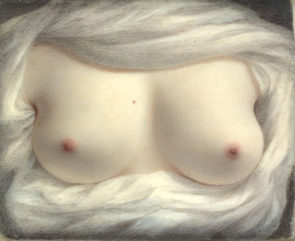 Sarah Goodridge: Belleza revelada, autorretrato. Metropolitan Museum, Nueva York.
