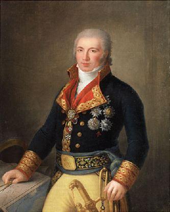 Agustín Esteve: Manuel de Godoy. Foto: wikipedia