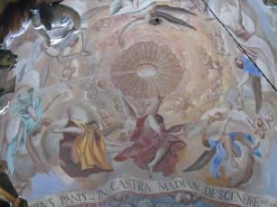 Narciso Tomé: Transparente de la Catedral de Toledo.