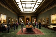 Galeria Oeste. The Frick Collection.