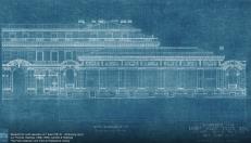 Plano para la realización de la mansión de Henry Clay Frick. Foto Frick Collection.