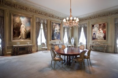 Comedor. The Frick Collection.