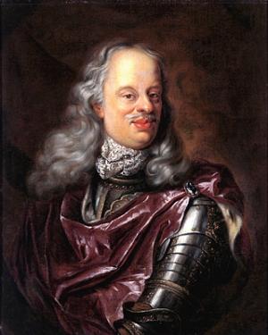 Jan Frans Van Douven: Cosimo III de Médici. Colección particular.
