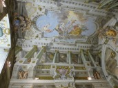 Mitelli y Colonna. Triunfo de Alejando Magno. Palacio Pitti. Florencia. Foto: © Ben Littauer 2012