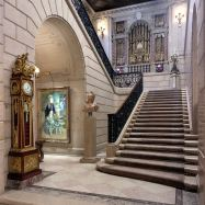 La gran escalera. ©The Frick Collection, New York