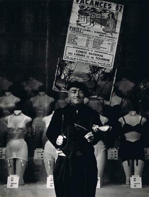 Gerardo Vielba: Hombre anuncio.