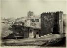 J. Laurent: Vista de Toledo desde el Puente de San Martín. Fondo IPHE.
