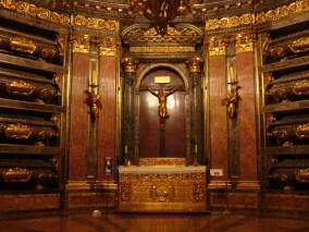 Panteon de Reyes. Foto: wiki commons.