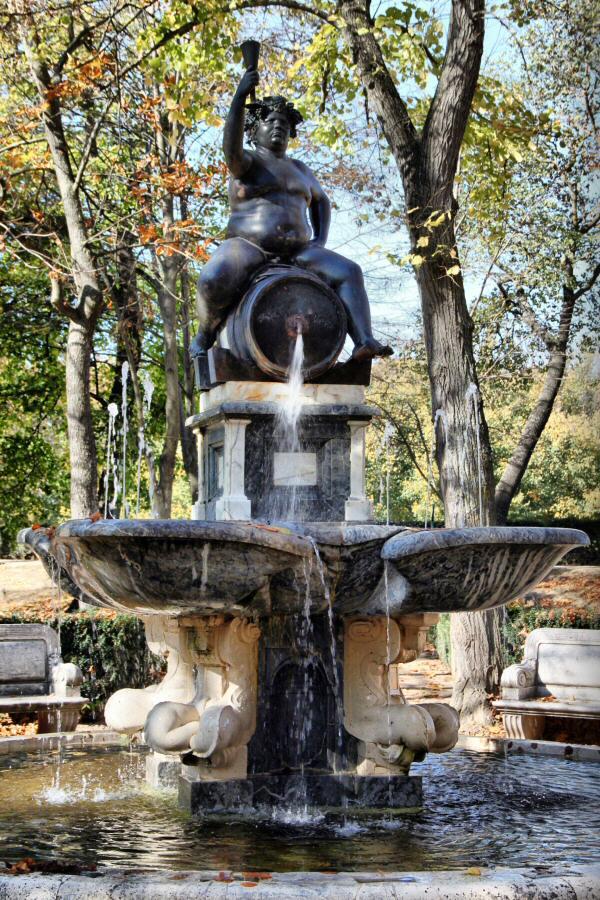 Investigart for Aranjuez palacio real y jardines