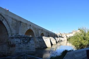Puente romano de Córdoba.