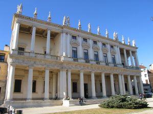 Andrea Palladio. Palazzo Chericati en Vincenza. Foto: wikicommons