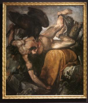 Tiziano: Ticio. Madrid, Museo Nacional del Prado.
