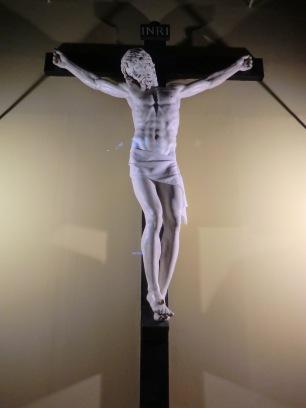 Benvenuto Cellini. Cristo Crucificado. ca. 1556-1562.