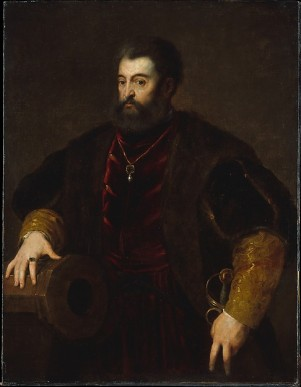 Pedro Pablo Rubens: Alfonso D'Este, Duque de Ferrara. Nueva York, Metropolitan Museum.