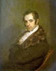 John Wesley Harvis: Retrato de Washingon Irving. 1809. Foto: wikicommons.