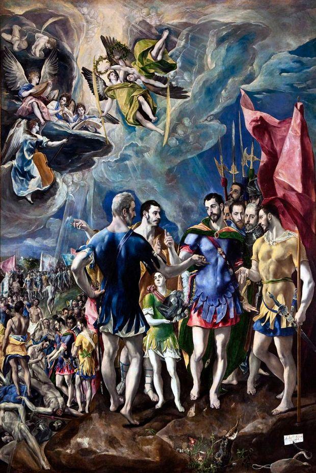 El Greco No Dormia Sonaba 2ª Parte Investigart