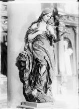 Magdalena Penitente, atrib. Duque Cornejo. El Paular. Foto: Archivo Ruiz Venacci IPCE.