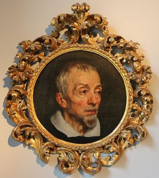 Simone Catarini: Retrato de Guido Reni. ca. 1636. Pinacoteca Nazionale di Bologna. Foto: wikicommons.