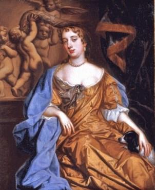 Mary Beale: Barbara Villiers, Duquesa de Cleveland. Foto: Wikimedia Commons.