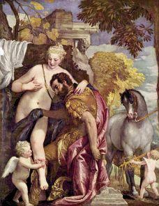 Pablo Verones: Mate y Venus. Nueva York, Metropolitan Museum.
