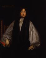Mary Beale: Retrato del párroco Edward Stillingfleet. Londres, National Portrait Gallery.