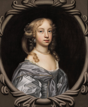 Mary Beale: Mary Wither of Andwell. Art Gallery of South Australia.
