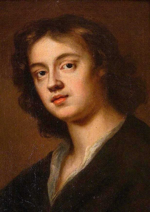 Mary Beale: Charles Beale, hijo. (c) St Edmundsbury Museums; Supplied by The Public Catalogue Foundation.