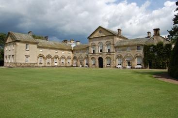 Hovingham Hall. North Yorkshire. Inglaterra. Foto: timpickstone (flickr).