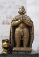 Pompeo Leoni: Retrato orante del Duque de Lerma. Museo Nacional de Escultura. Valladolid. Foto: Cipripedia.