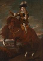 Taller Real: Carlos II niño a caballo. Cádiz, Museo de Bellas Artes.