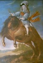 Taller Real: Carlos II niño a caballo. Monasterio de San Millán de la Cogolla.