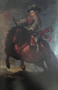 Taller Real: Carlos II niño a caballo. Colección particular.