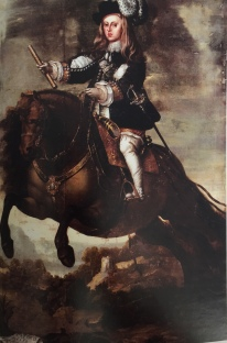 Taller Real: Carlos II niño a caballo. Valencia, Museo de Bellas Artes.