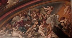 Juan Bautista Maíno. Soto coro de San Pedro Mártir en Toledo.