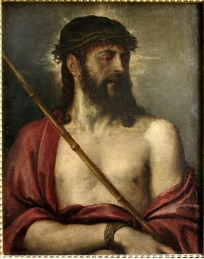 Tiziano. Ecce Homo. ca. 1660. Brukenthal National Museum. Sibiu (Rumanía)