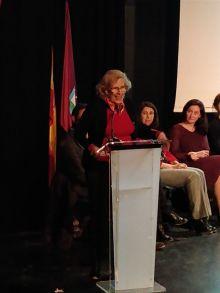 Acto presentacion Manuel Carmena