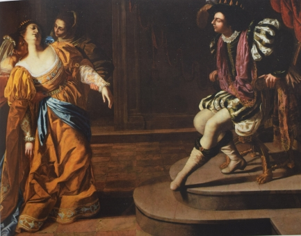 Ester ante Asuero. Metropolitan Museum. Nueva York.