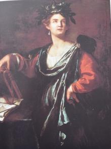 La Musa Clio. Fundación Cassa di Rispamio di Pisa. Balazzo d'Arte e Cultura. Pisa.