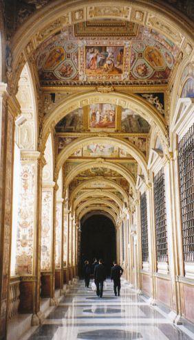 Logias Vaticanas. (Foto: wikipedia)