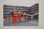 Anónimo. Festejo del Año Nuevo Chino en la Plaza Mayor en 2017. Ayuntamiento de Madrid.