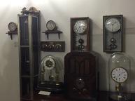 Instrumentación de la sala del círculo meridiano.