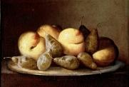 Juan de Arellano: Bodegón de frutas. 1660. Museo del Prado. Madrid.