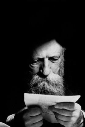 Elliott Erwitt: El filósofo y teólogo Martín Buber